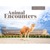 2022 Calendar: Animal Encounters