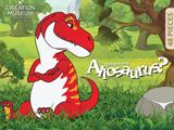 Allosaurus Jigsaw Puzzle