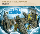 The Lost Squadron Puzzle: 500 Pieces