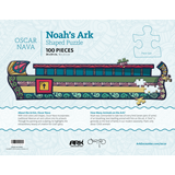 Noah's Ark Shaped Puzzle