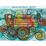 Ark on the Waves Puzzle: 1000 pieces