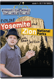 Awesome Science: Explore Yosemite and Zion National Parks