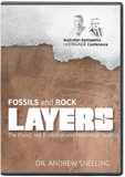 Fossils and Rock Layers: The Flood, not Evolution and Millions of Years