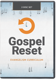 Gospel Reset Curriculum - 2-DVD Set