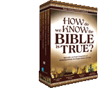 How Do We Know the Bible Is True?: DVD Set
