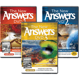 The New Answers DVDs 1–3