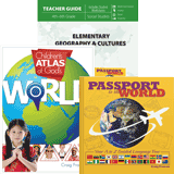 Elementary Geography and Cultures Curriculum Pack