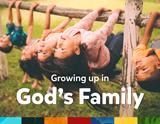 Growing Up in God's Family (KJV): 10-pack