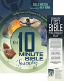 The 10 Minute Bible Journey: With Bookmark