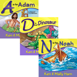 Ken Ham Rhyming Books