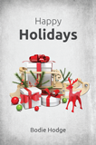 Happy Holidays: 10 pack