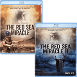 Patterns of Evidence: The Red Sea Miracle Combo: Blu-ray Combo