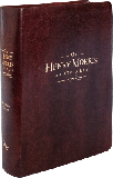 Henry Morris Study Bible (KJV): Brown Imitation Leather