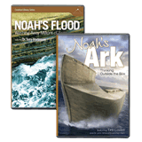 Noah's Ark and Flood DVD Set