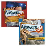 The Answers Book for Kids Set, Volumes 1 & 2
