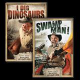 Buddy Davis' Amazing Adventures Combo