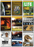 Complete Creation Museum DVD Collection