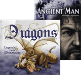 Ancient Man & Dragons Combo