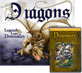 Dragons Book & DVD Combo