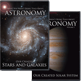 Astronomy DVD Combo