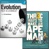 Apes and Evolution Combo