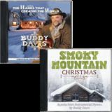 Buddy Davis Christmas CD Combo