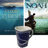 Flood of Evidence, Noah & Ark Mug Combo