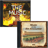 Music of the Ark Encounter & Creation Museum Combo