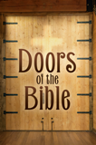 Doors of the Bible Gospel Tract: 10  Pack