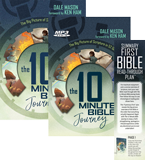 The 10 Minute Bible Journey Complete Pack