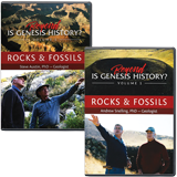 Beyond Is Genesis History? Vol.1 Rocks and Fossils Set