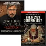 Patterns of Evidence: Exodus and The Moses Controversy Combo