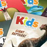 Kids Answers Magazine Set: 10 issues