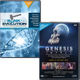 Genesis Impact & Debunking Evolution DVDs