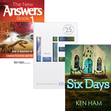 The Core—Ken Ham 3-Book Pack