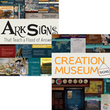 Ark and Creation Museum Signs
