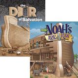 Noah's Ark Books For Kids Combo