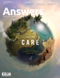 Answers magazine: Canada 1-year print