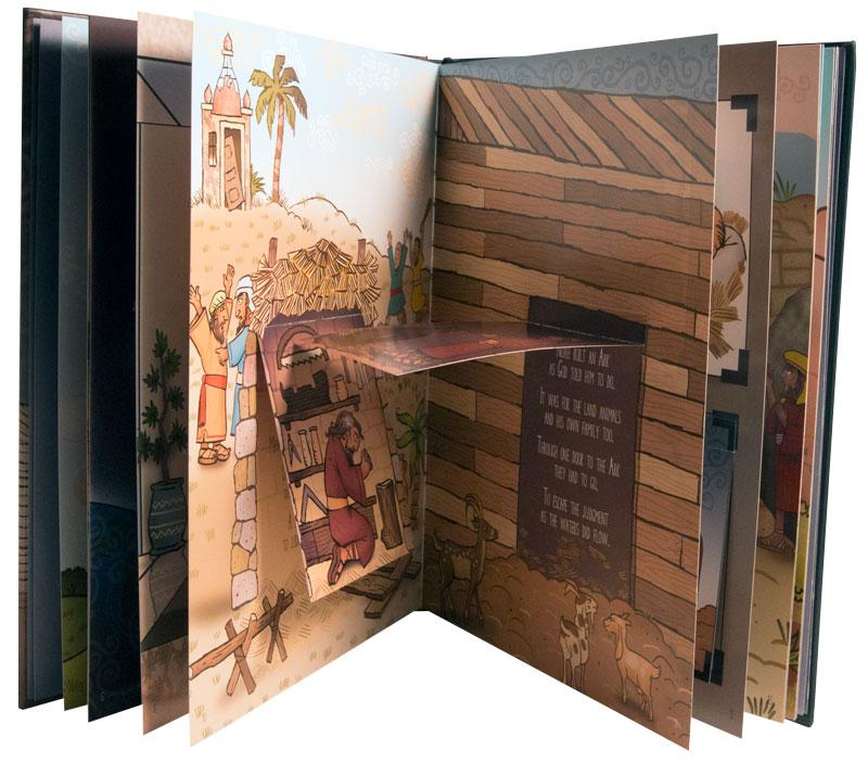 Open Doors in Book